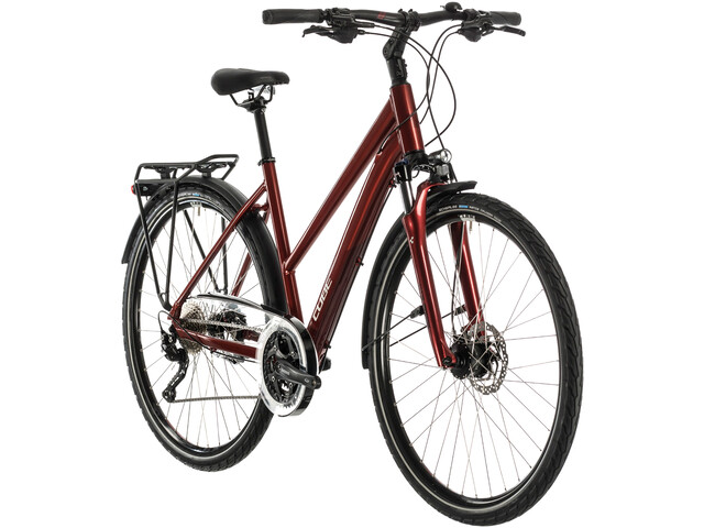 Cube Touring EXC Trapez, red'n'grey